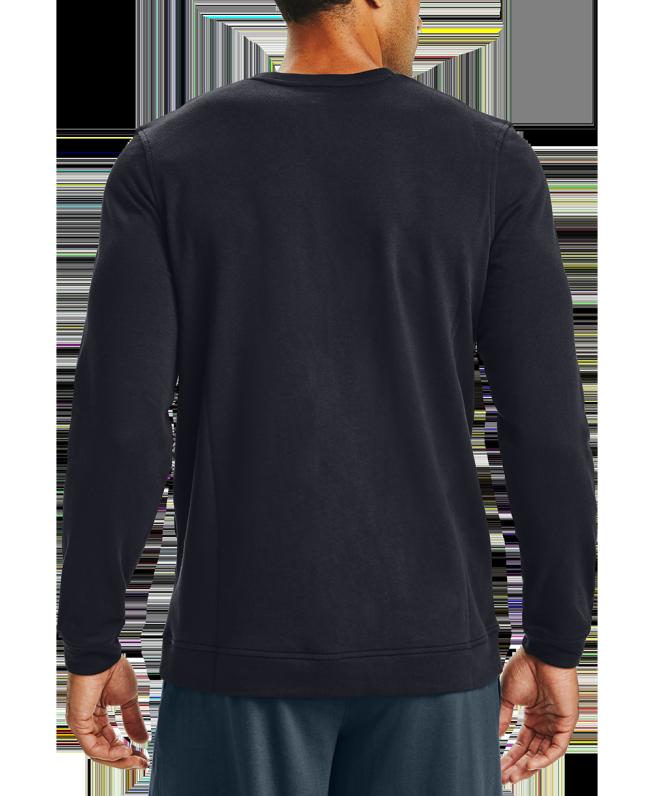 男士UA Sportstyle Terry圆领运动衣