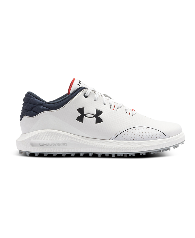 男士UA Draw Sport Spikeless Wide E高尔夫鞋