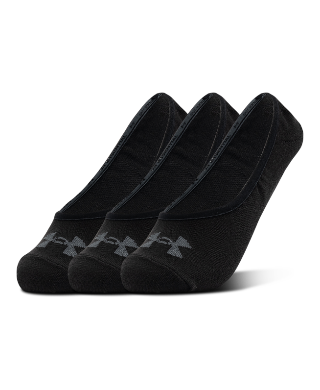 男女同款UA Essential LOLO Liner袜—3双装