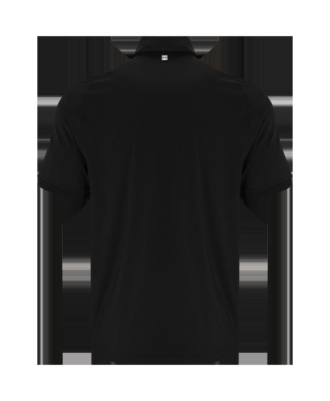 男士UA Iso-Chill Solid高尔夫Polo衫