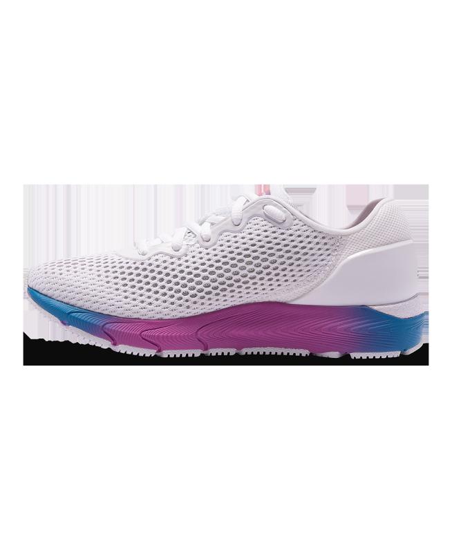 女士UA HOVR Sonic 4 CN变色版跑鞋