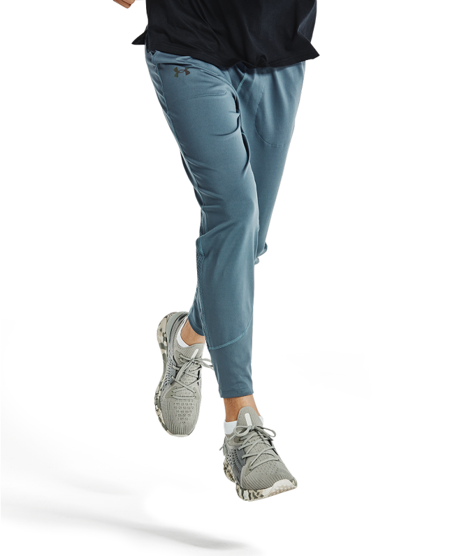 男士UA RUSH Joggers跑步长裤