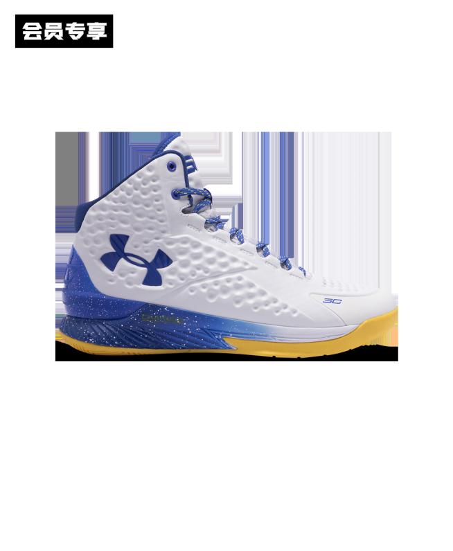 库里Curry 1 Dub Nation篮球鞋