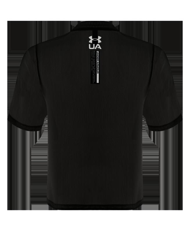 女士UA Iso-Chill Mesh短袖T恤