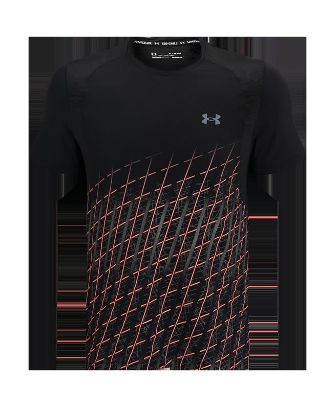 男士UA Iso-Chill跑步短袖T恤