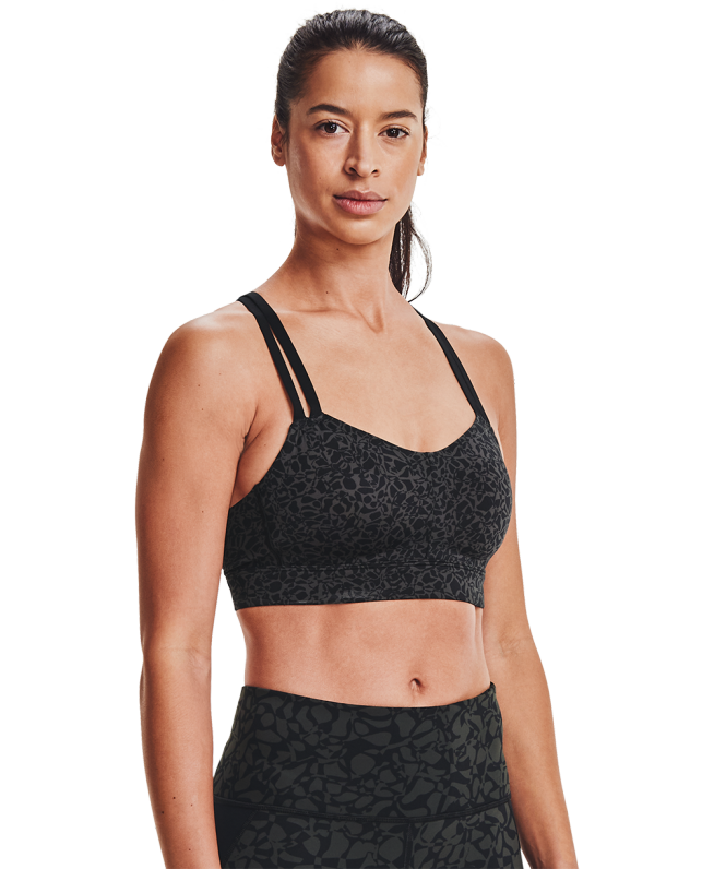 女士UA DFO HeatGear® Novelty运动内衣—高强度
