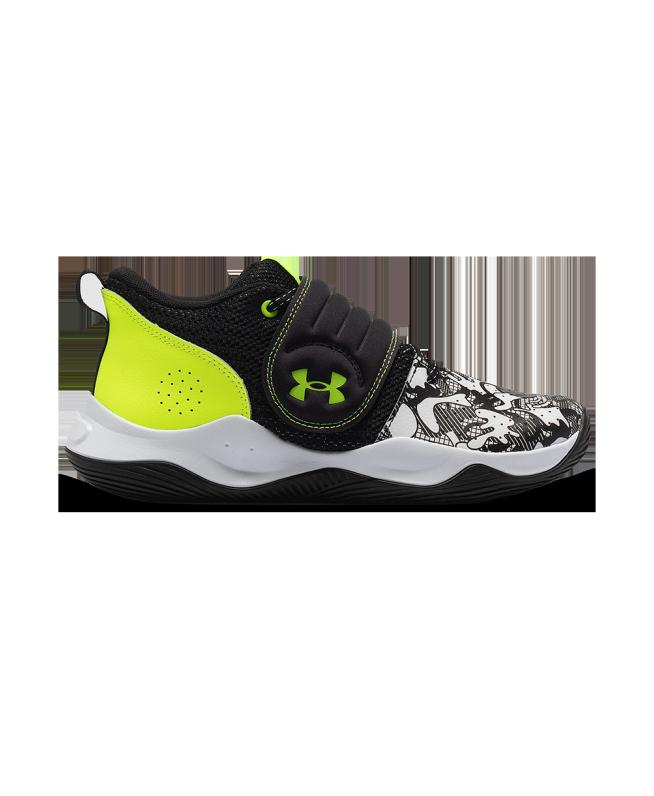 儿童UA Zone BB CS篮球鞋