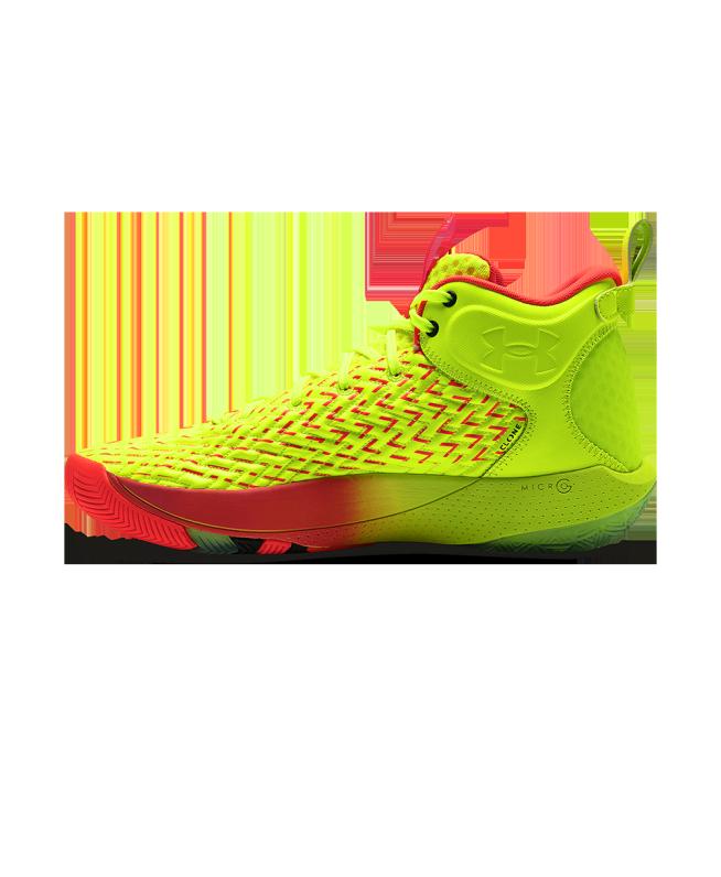 男女同款HOVR Havoc 4 Clone SP篮球鞋