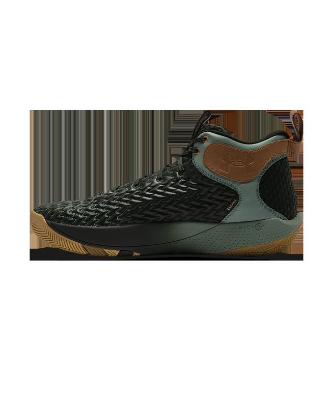 男女同款UA HOVR Havoc 4 Clone CC篮球鞋