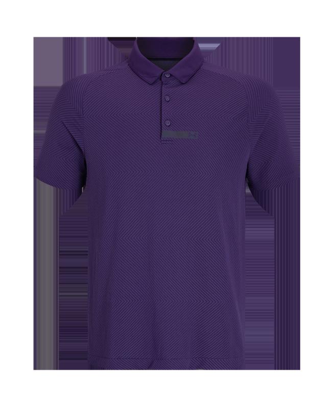 男士UA RUSH Seamless短袖Polo衫