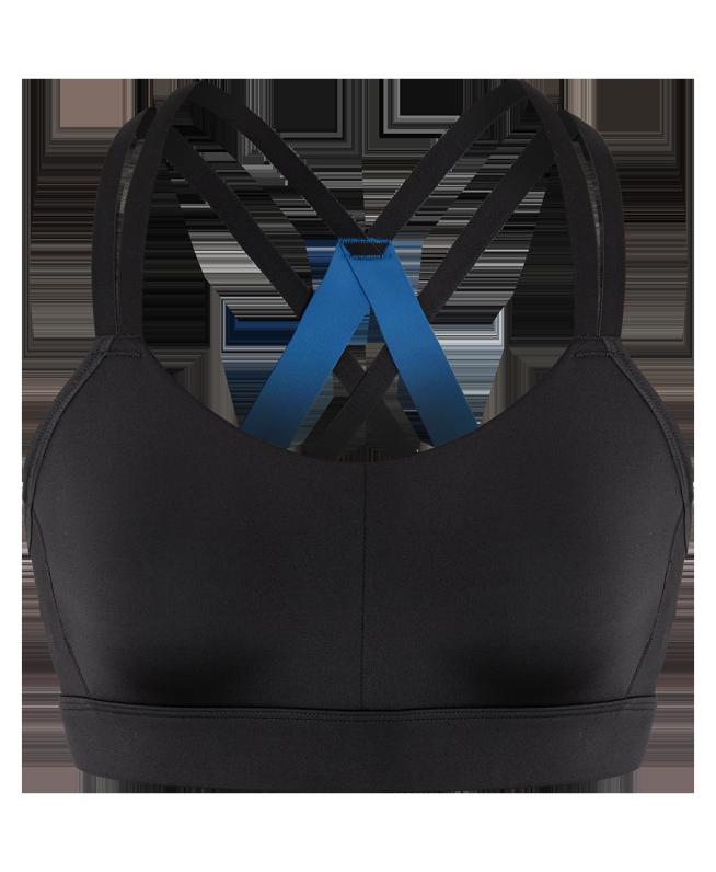 女士UA DFO HeatGear®运动内衣—中强度