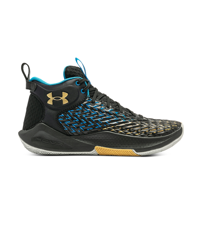 男女同款UA HOVR Havoc 4 Clone IJ篮球鞋